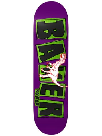 "Baker Rowan Zorilla B Name Flash 7.875"" Deck"