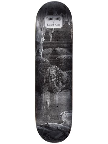 "Deathwish Lizard King Inferno 8.3875"" Deck"