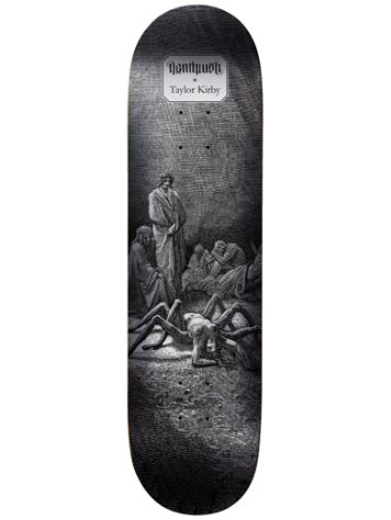 "Deathwish Taylor Kirby Inferno 8.125"" Skate Deck"
