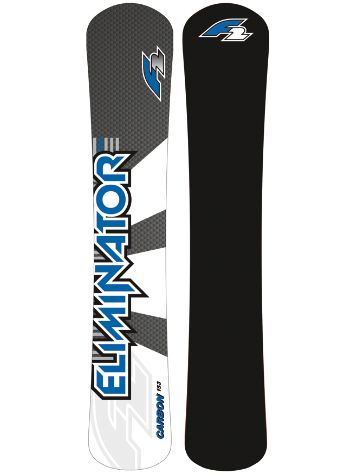 F2 Eliminator Carbon 166W 2020 Snowboard Alpina