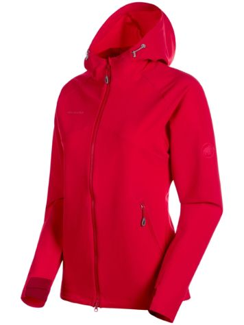 Mammut Macun Hooded Softshell