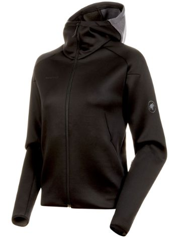 Mammut Logo Hooded Fleece Jacket