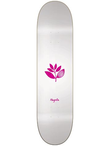 Magenta Team Wood 8.0'' Skateboard Deck