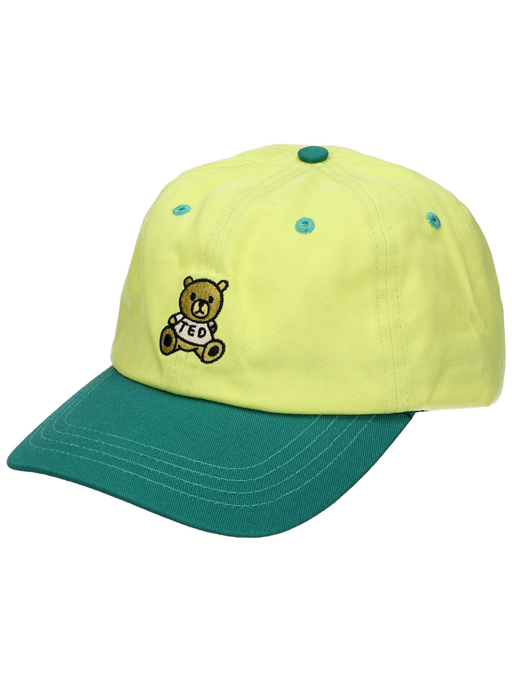 Ted Yellow Cap