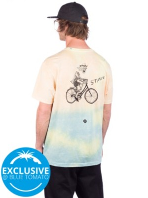 Stance Lizard Bones T-Shirt Preisvergleich