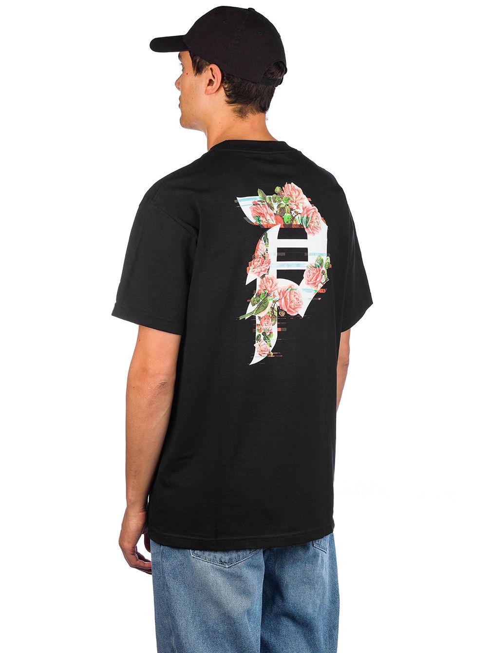 Achat Primitive Dirty P Glitch T-shirt En Ligne