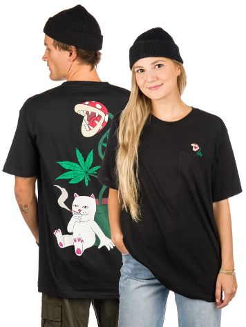 RIPNDIP Herb Eater Pocket T-shirt