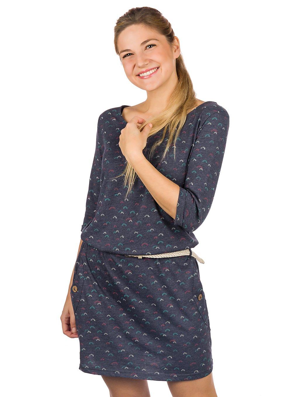 ragwear Tanya Organic Dress navy