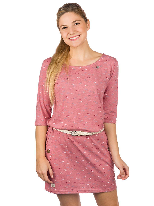 ragwear Tanya Organic Dress old pink