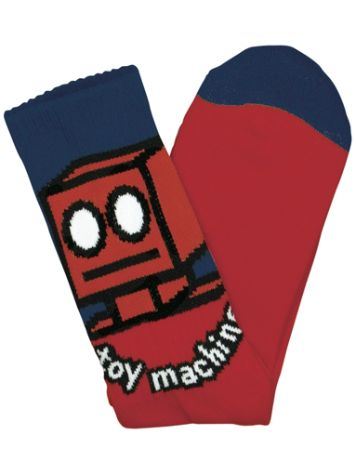 Toy Machine Robot Socks