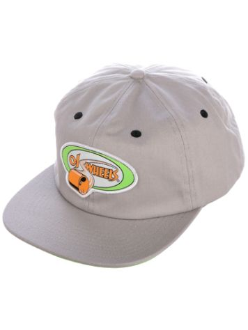 OJ Wheels Hot Juice Snapback Cap