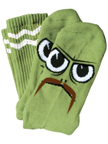 Toy Machine Turtleboy Stache Socken