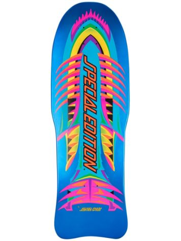 "Santa Cruz Special Edition Fish 10.1"" Deck"