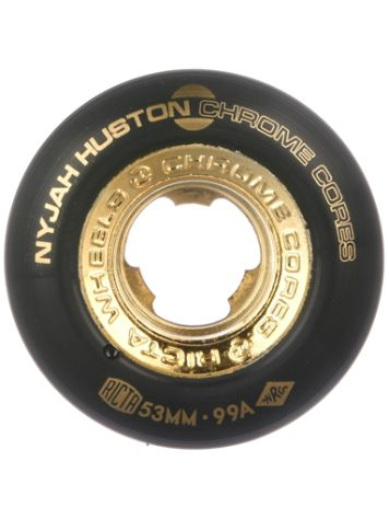 Ricta Nyjah Huston Chrome Core 99A 53 Rollen
