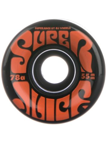 OJ Wheels Mini Super Juice 78a 55mm Wheels
