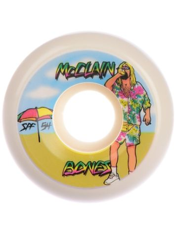 Bones Wheels SPF Mcclain Beach Bum 84B P5 55 Rollen