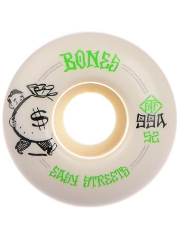 Bones Wheels STF Easy Money 99A V1 52 Wheels