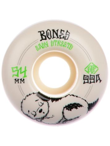 Bones Wheels STF Rest Easy 99A Fatties 56 Rollen