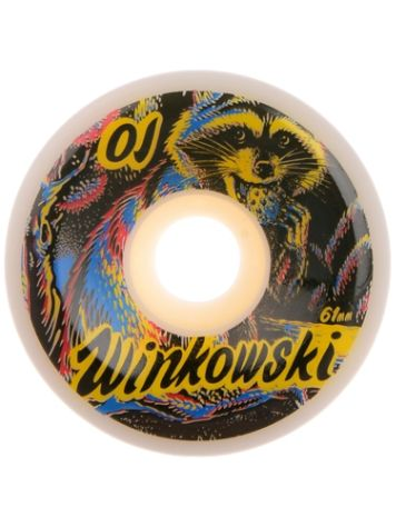 OJ Wheels Winkowski Trash Panda 97A 61 Wheels
