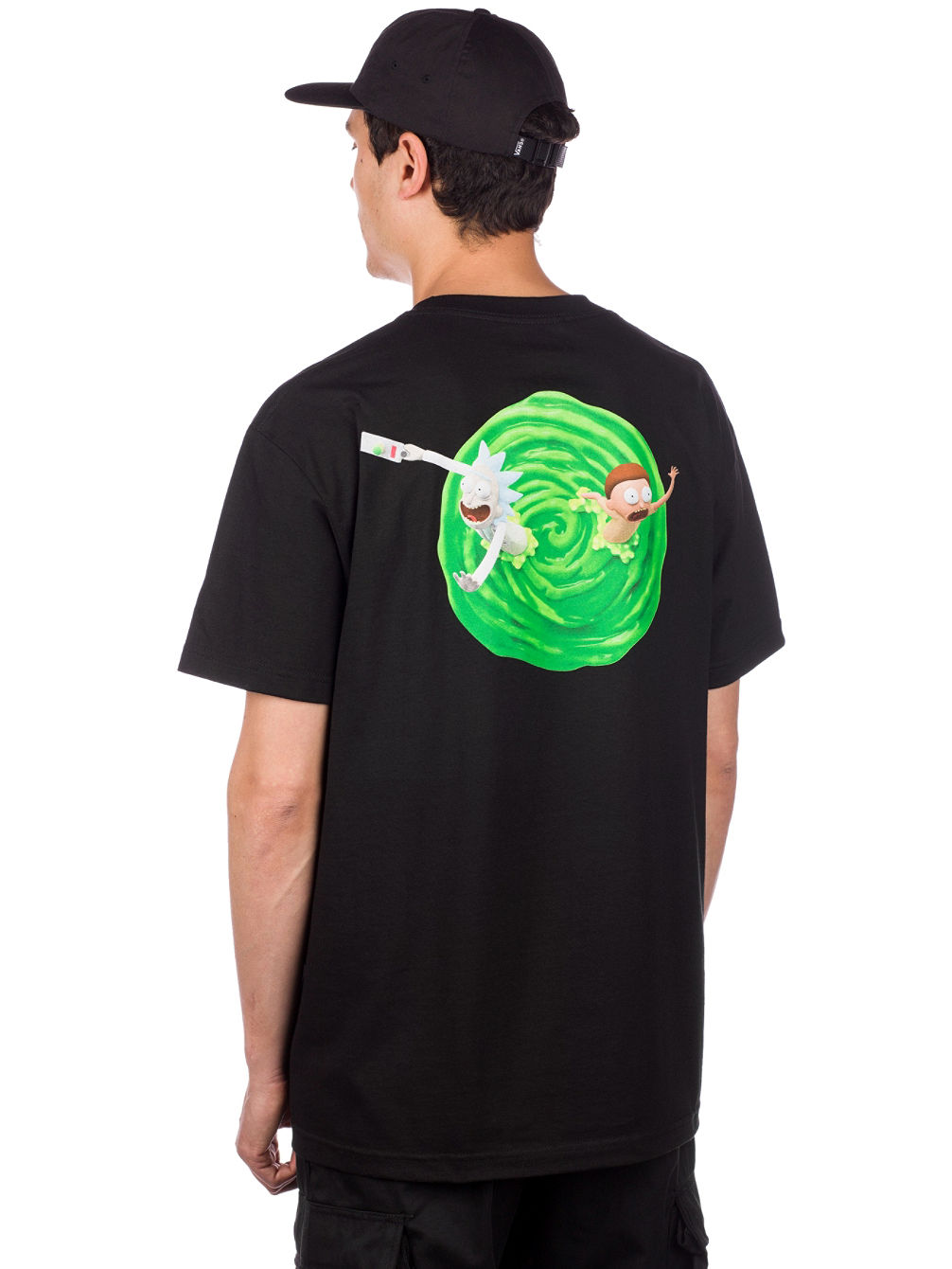 99f979fd18 Buy Primitive Rick & Morty 3D T-Shirt online at Blue Tomato