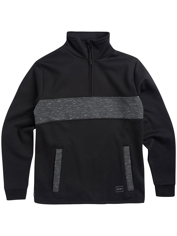 Animal Seward Fleece Pullover noir