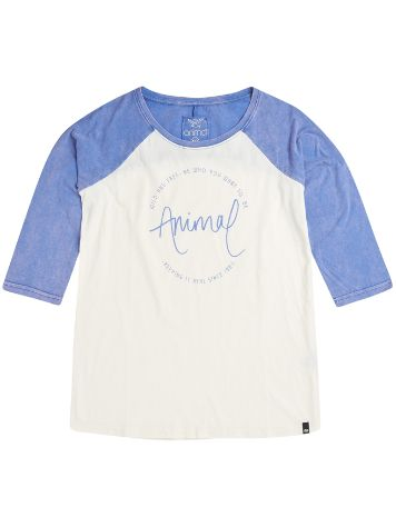 Animal Washout T-Shirt LS