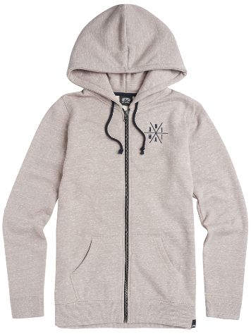Animal Destination Zip Hoodie