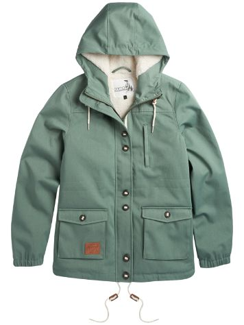 Animal Shortayed Parka