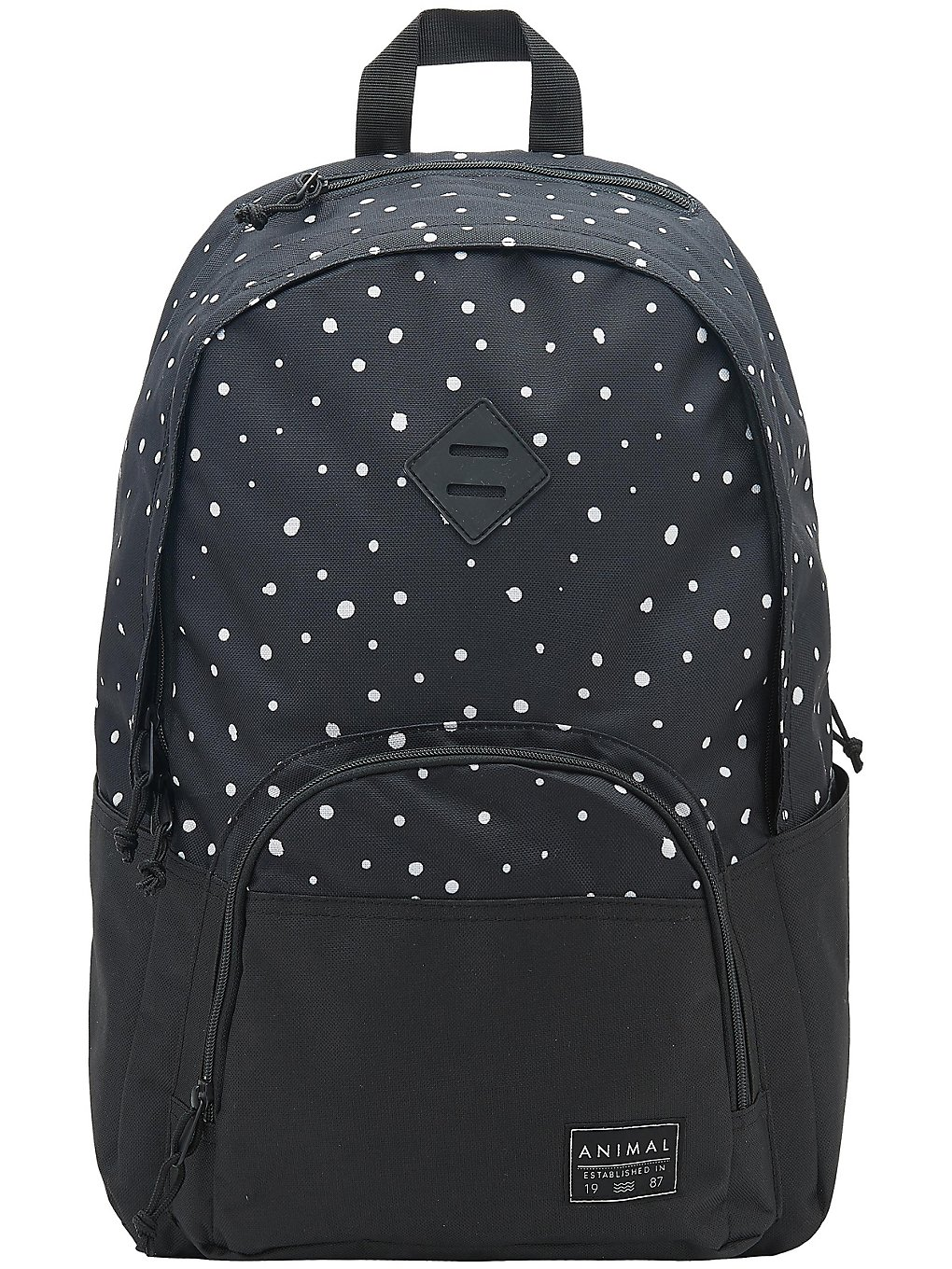 Image of Animal Discover Backpack black Uni