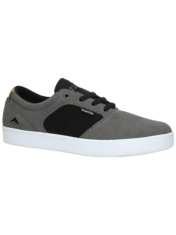 Emerica Figgy Dose Skate Shoes gris