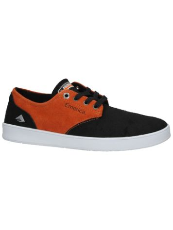 Emerica The Romero Laced X Bronson Chaussures de Skate