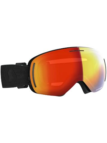 Scott LCG Evo Black Goggle