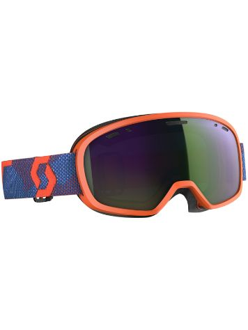 Scott Muse Pro Grenadine Orange/Riverside Blue Goggle