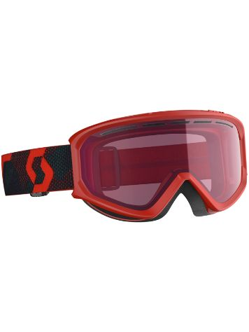Scott Fact Red/Blue Nights Goggle