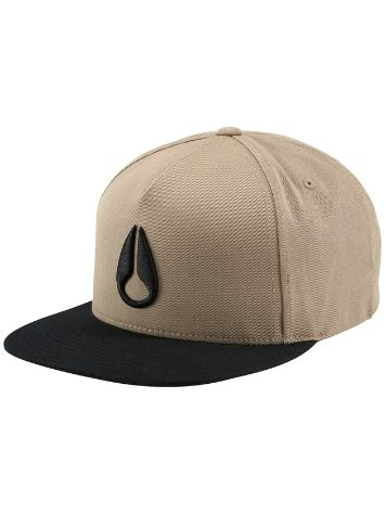 Nixon Simon Snap Back Cappello