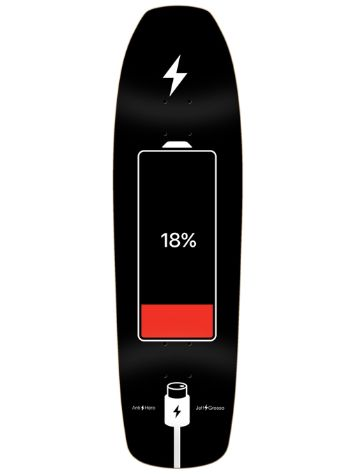 "Antihero Grosso Batterylife 9.25"" Skateboard Deck"