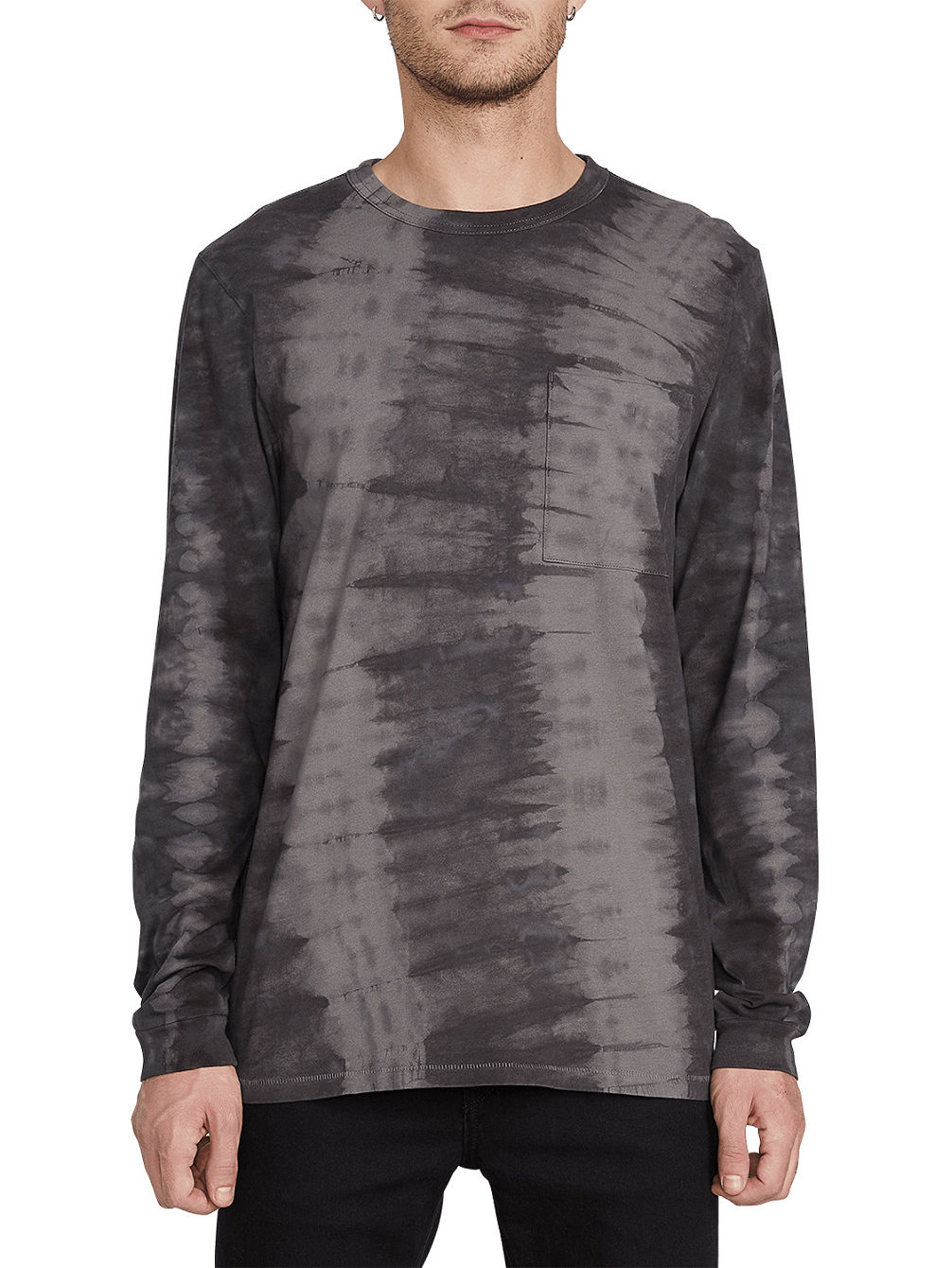 Chill Dye T-Shirt LS