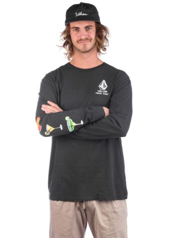 Volcom New High Score T-Shirt LS