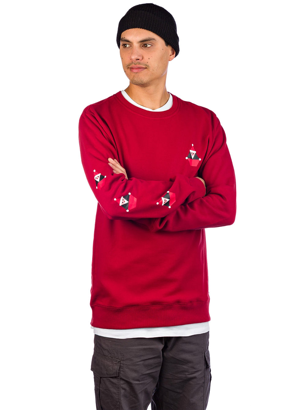 Santastone Crew Sweater