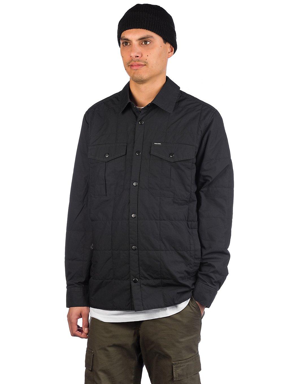 Volcom Larkin Quilted Jacket black