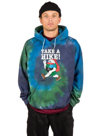 Bored Teenager Take a Hike Hoodie
