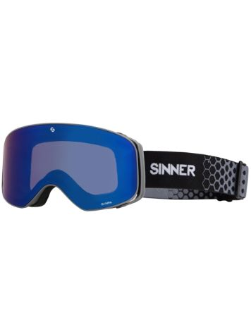 Sinner Olympia Matte Cool Grey Goggle