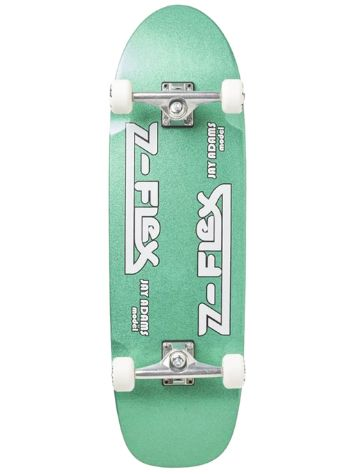 "Z-Flex J Adams Metalflake 33"" Green Cruiser complet"