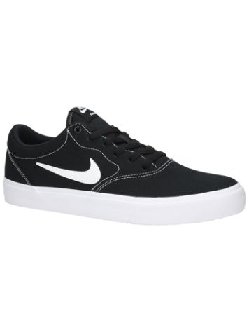 Nike SB Charge Solarsoft Textile Skate Shoes