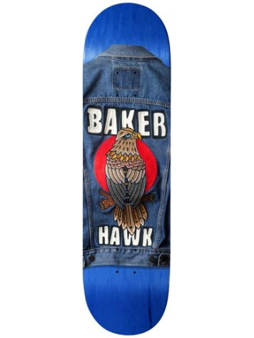 Baker Riley Hawk Stitched 8.0'' Deck