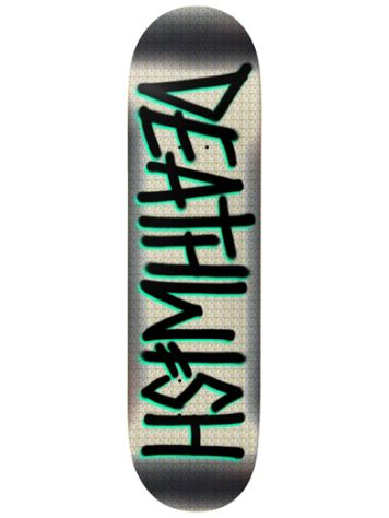 "Deathwish Deathspray Mint 8.5"" Skateboard Deck"