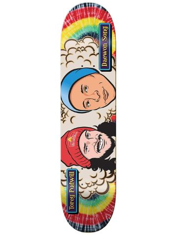Thank You Buddies 8.25'' Skateboard Deck