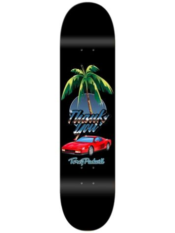 Thank You Torey Pudwill Rari Nights 8.25'' Deck