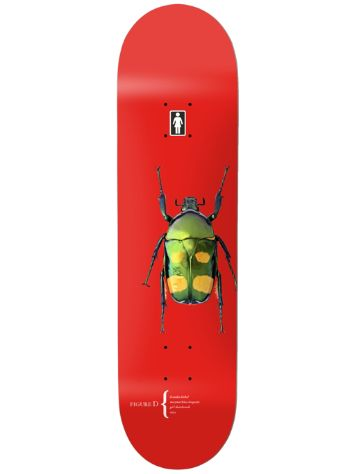 "Girl The Beetle Redux 8.0"" Brandon Biebel Skatebo"