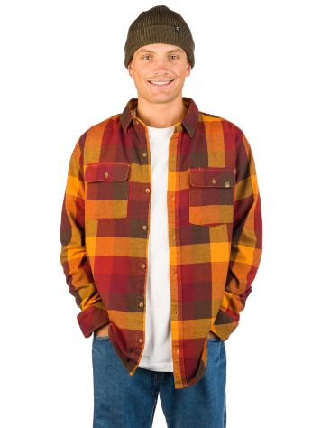 Dravus Willard Woven Checker Shirt